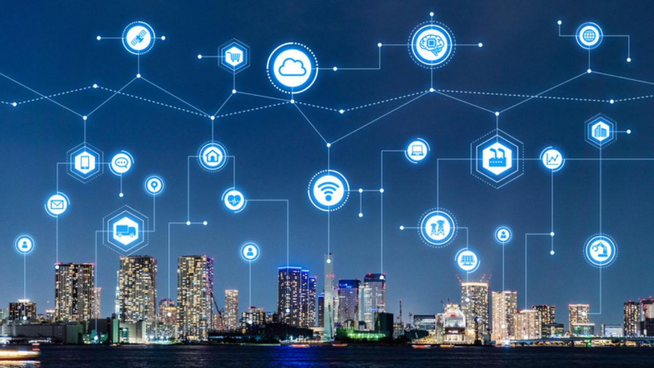 Akıllı şehirler ve IP video izleme sistemleri